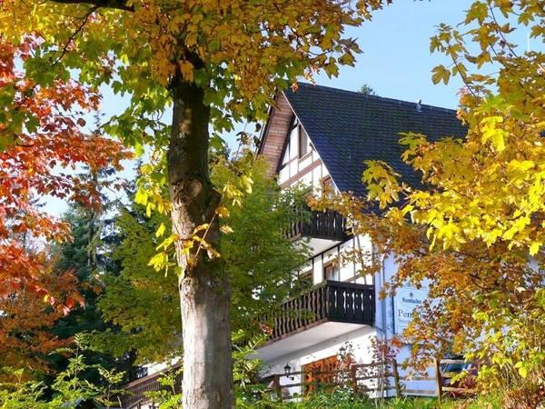 Pension Stiegelmeier - Vu d'extérieur