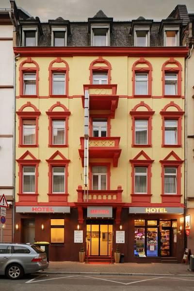 Metro Hotel Frankfurt City - Zimmer