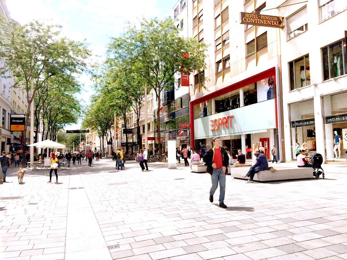 Hotel pension continental in 1070 wien neubau sterreich for Design hotel 1070 wien
