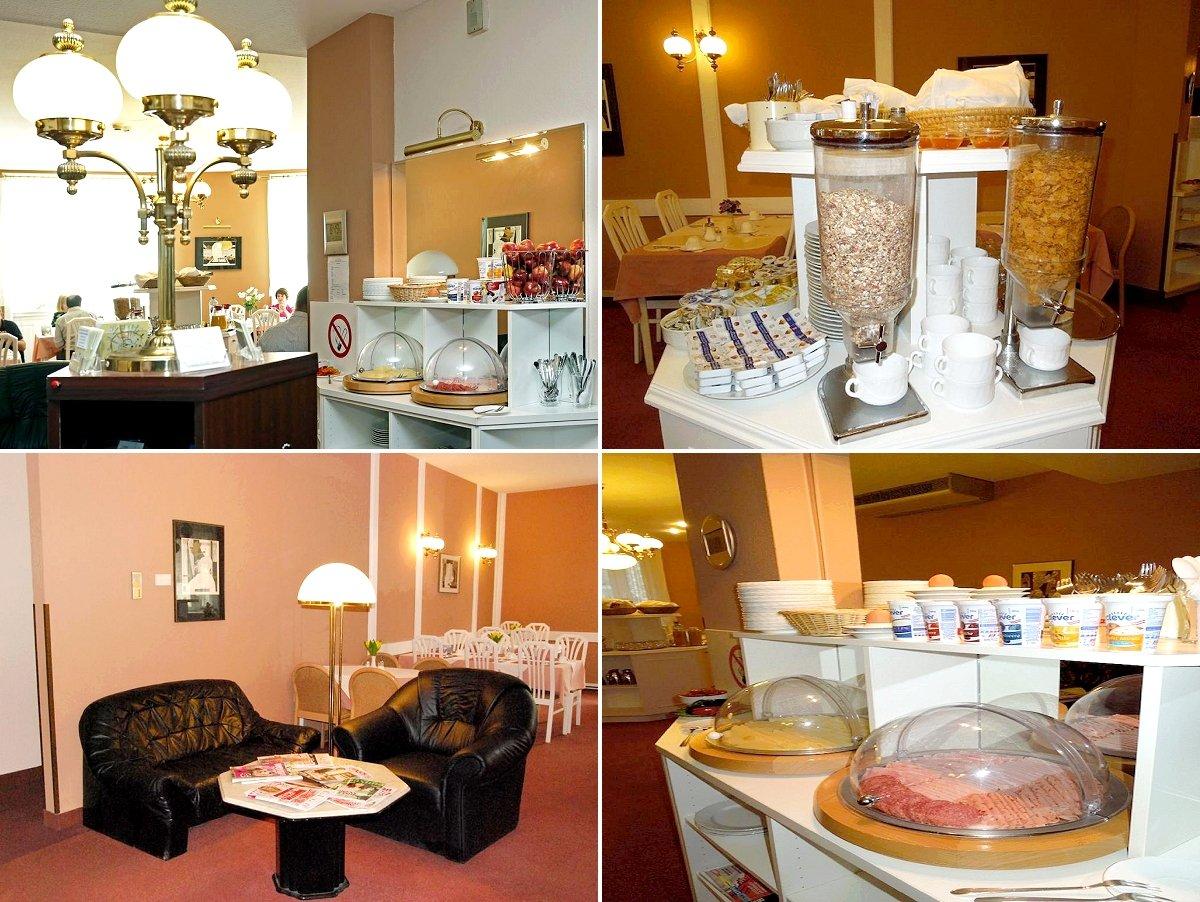 Hotel Pension Continental Wien