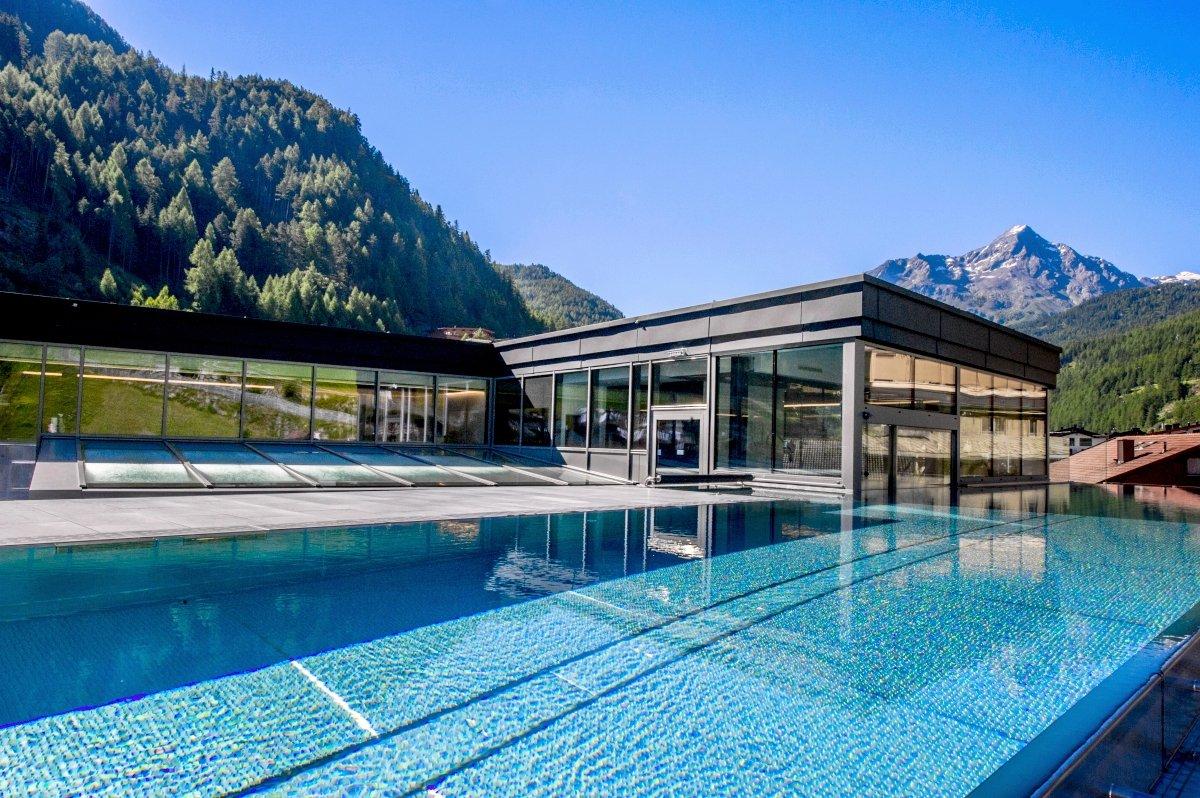 Die Berge Lifestyle Hotel Solden In 6450 Solden Austria