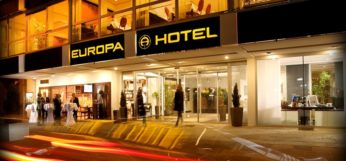 europa hotel ludwigshafen in 67059 ludwigshafen am rhein mitte deutschl. Black Bedroom Furniture Sets. Home Design Ideas