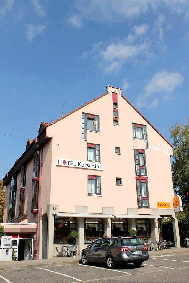 hotel garni k rschtal in 70567 stuttgart m hringen. Black Bedroom Furniture Sets. Home Design Ideas