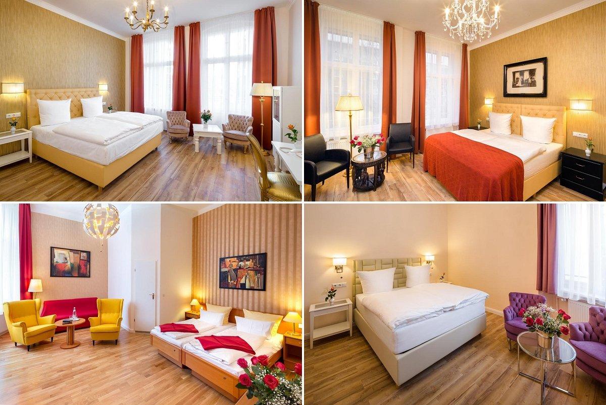Hotel Arco Garni Berlin