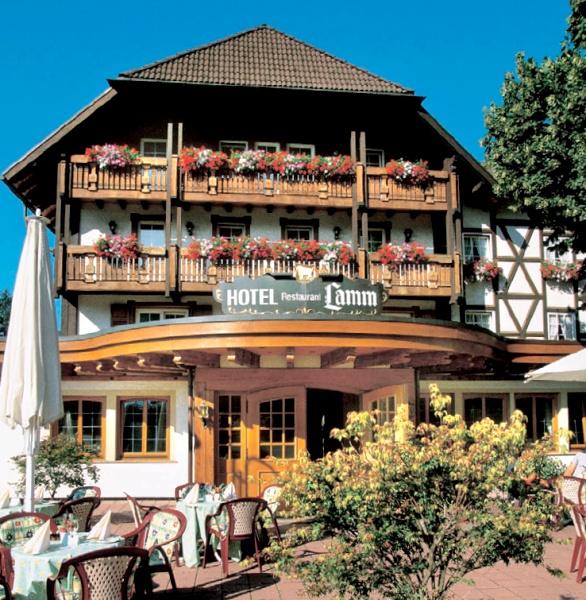 Hotel lamm mitteltal for Chercher un hotel