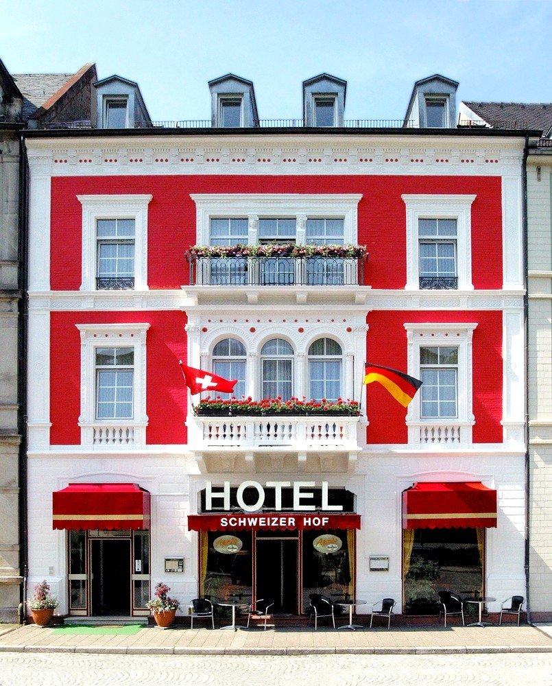 HOTEL SCHWEIZER HOF in 76530 Baden-Baden-Innenstadt, Deutschland