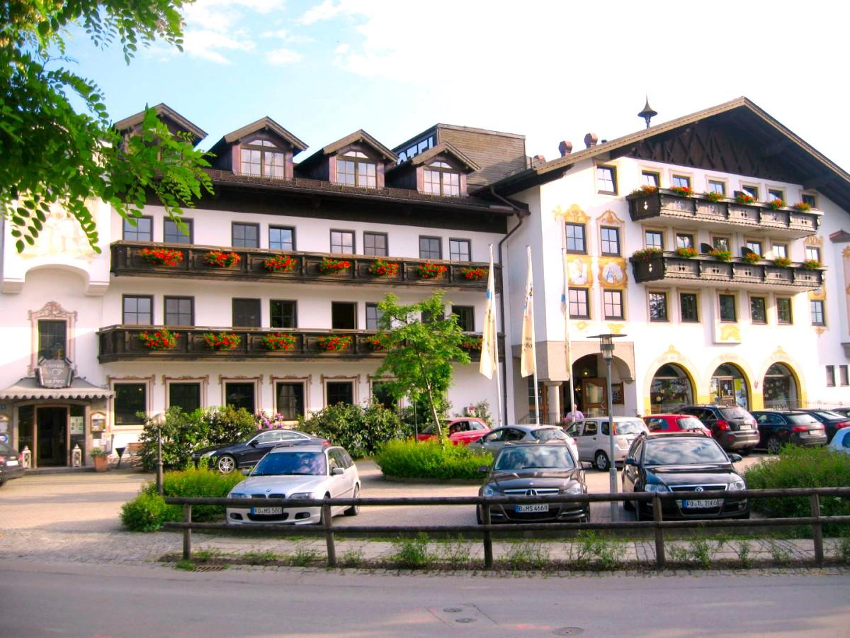 hotel zur post in 83101 rohrdorf deutschland. Black Bedroom Furniture Sets. Home Design Ideas