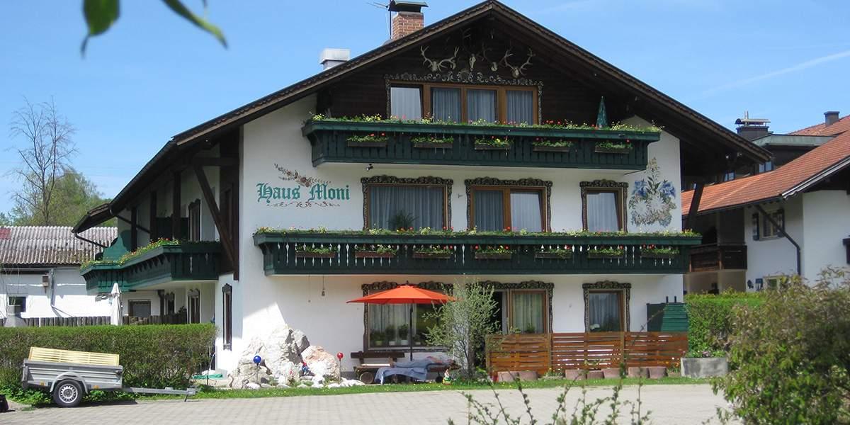 Appartamento per vacanze in Schwangau: Ferienwohnungen Haus Moni