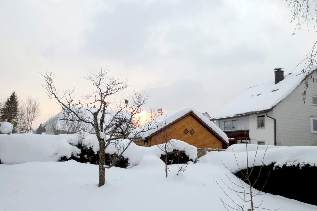 Pension G 228 Stehaus Alpenblick In 88161 Lindenberg Im Allg 228 U