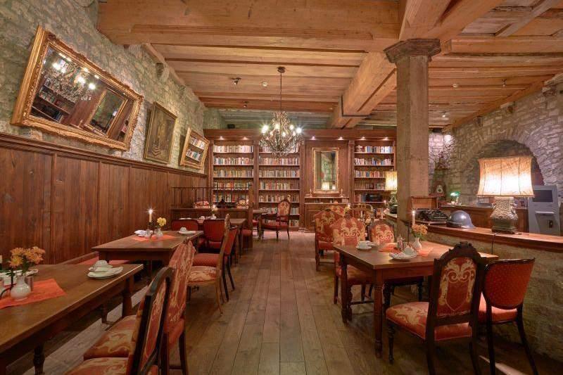 HISTORIK HOTEL GOTISCHES HAUS GARNI in Rothenburg ob