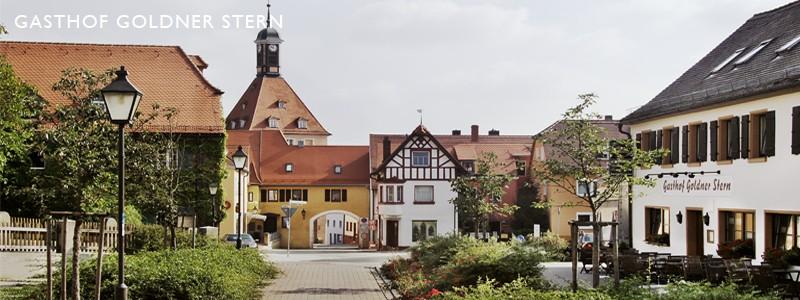 Gasthof Goldner Stern In 91560 Heilsbronn Deutschland