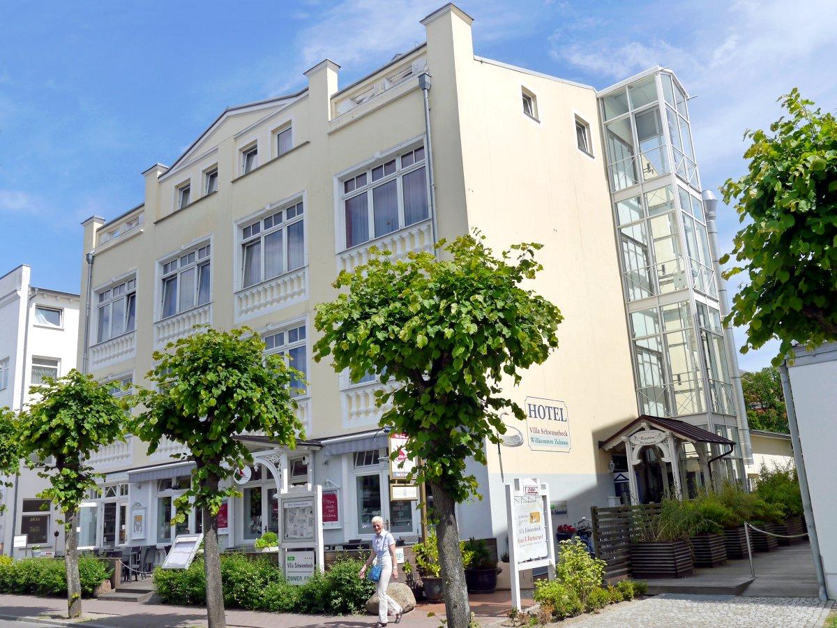 Hotel Villa Schwanebeck Binz