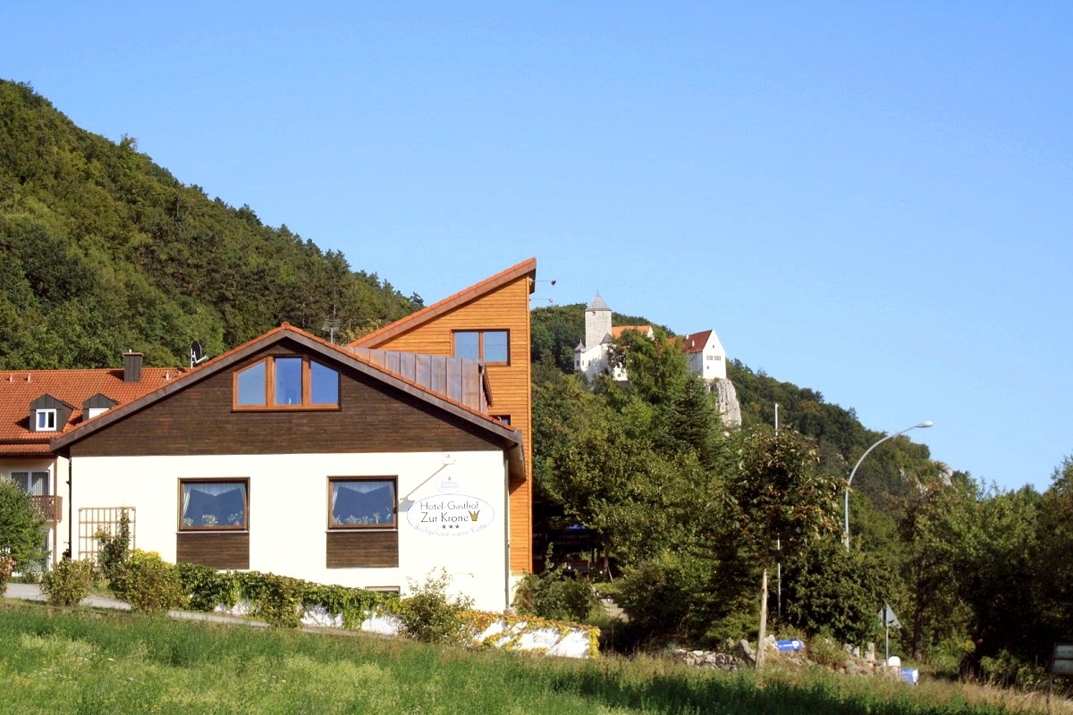 HOTEL GASTHOF ZUR KRONE à 93339 Riedenburg-Prunn, Allemagne