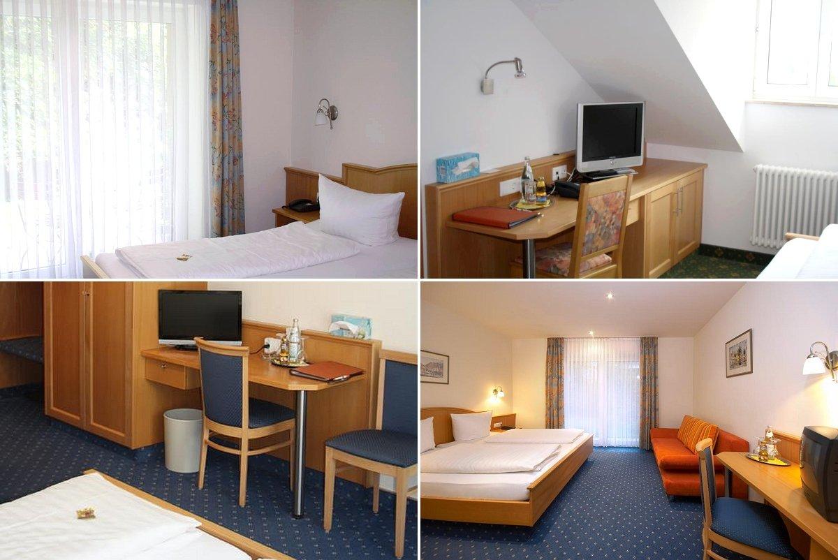 HOTEL GASTHOF ZUR KRONE in 93339 Riedenburg-Prunn, Deutschland