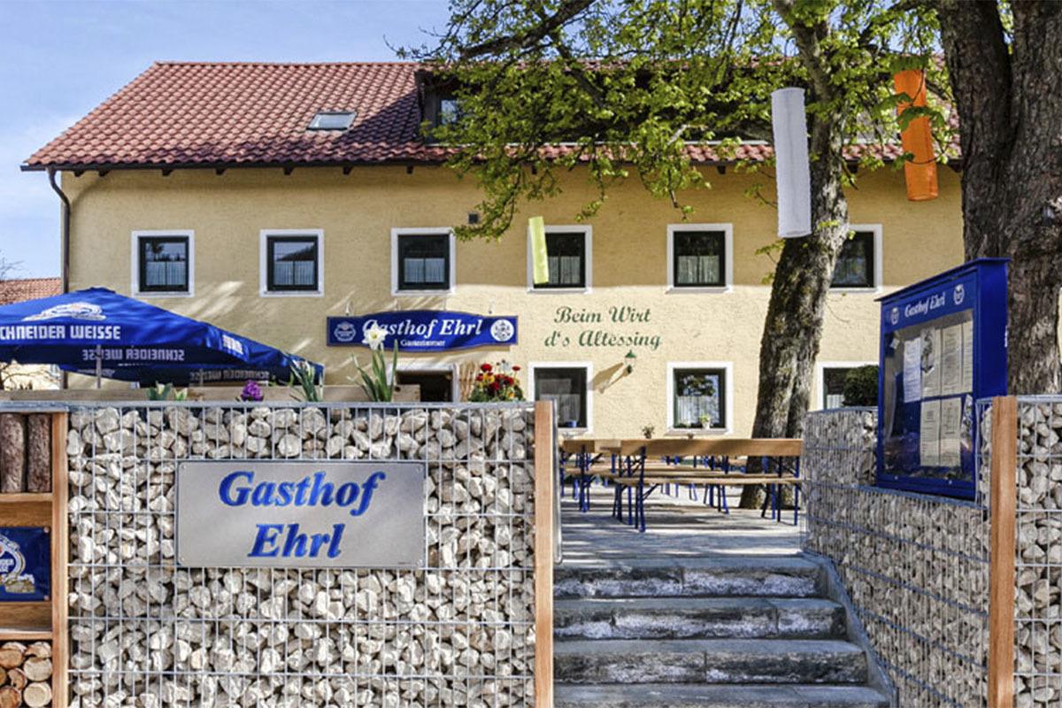 GASTHOF EHRL in 93343 Markt Essing-Altessing, Deutschland