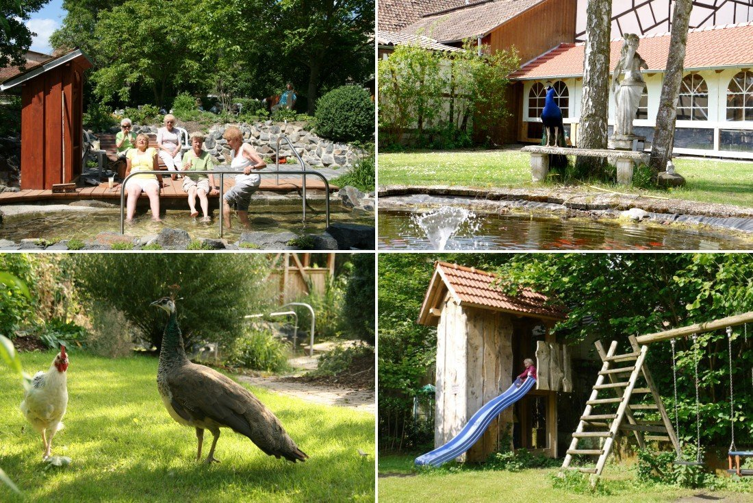 HOTEL EBNER à 97631 Bad Königshofen im Grabfeld, Allemagne