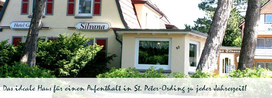 hotel garni silvana in 25826 sankt peter ording deutschland. Black Bedroom Furniture Sets. Home Design Ideas