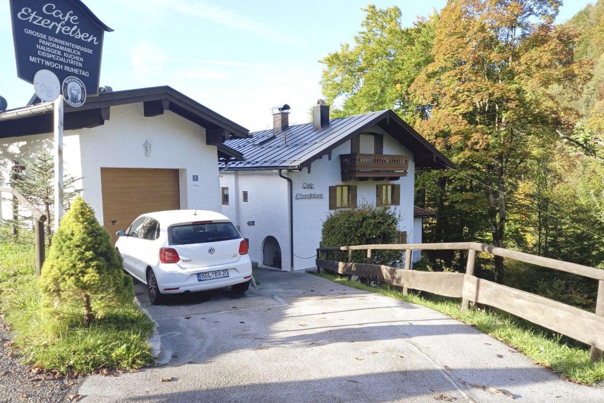 Caf 233 Pension Etzerfelsen In 83471 Berchtesgaden Maria Gern