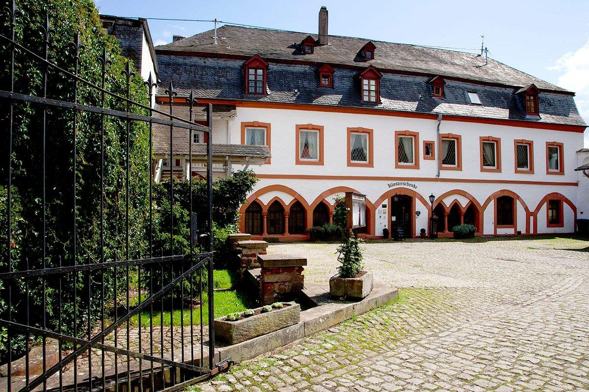 HOTEL KLOSTERSCHENKE in 54293 Trier-Pfalzel, Germany
