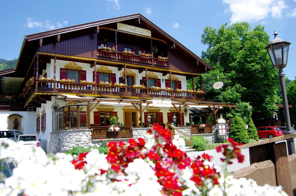hotel der alpenhof in 83735 bayrischzell osterhofen deutschland. Black Bedroom Furniture Sets. Home Design Ideas