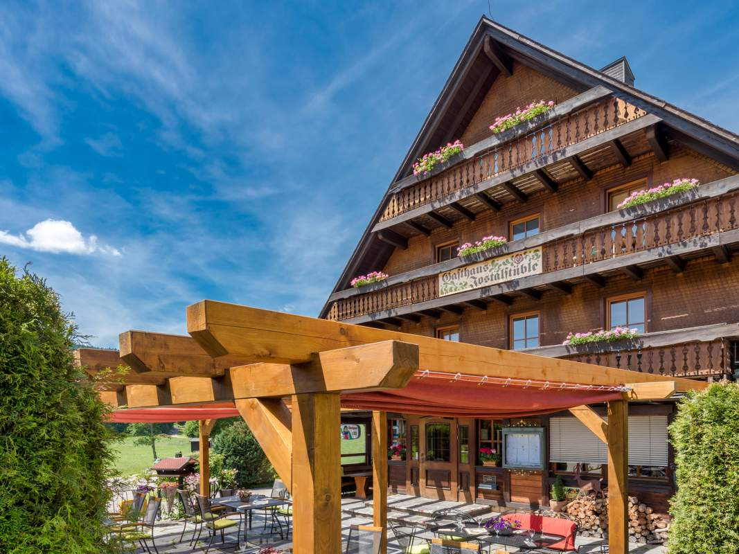 Landhotel Restaurant Jostalstuble In 79822 Titisee Neustadt Germany