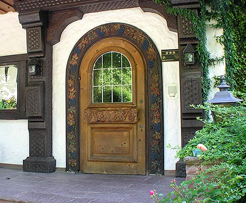 H tel in oberkirch bottenau landhotel rebstock d tails for Hotel chercher