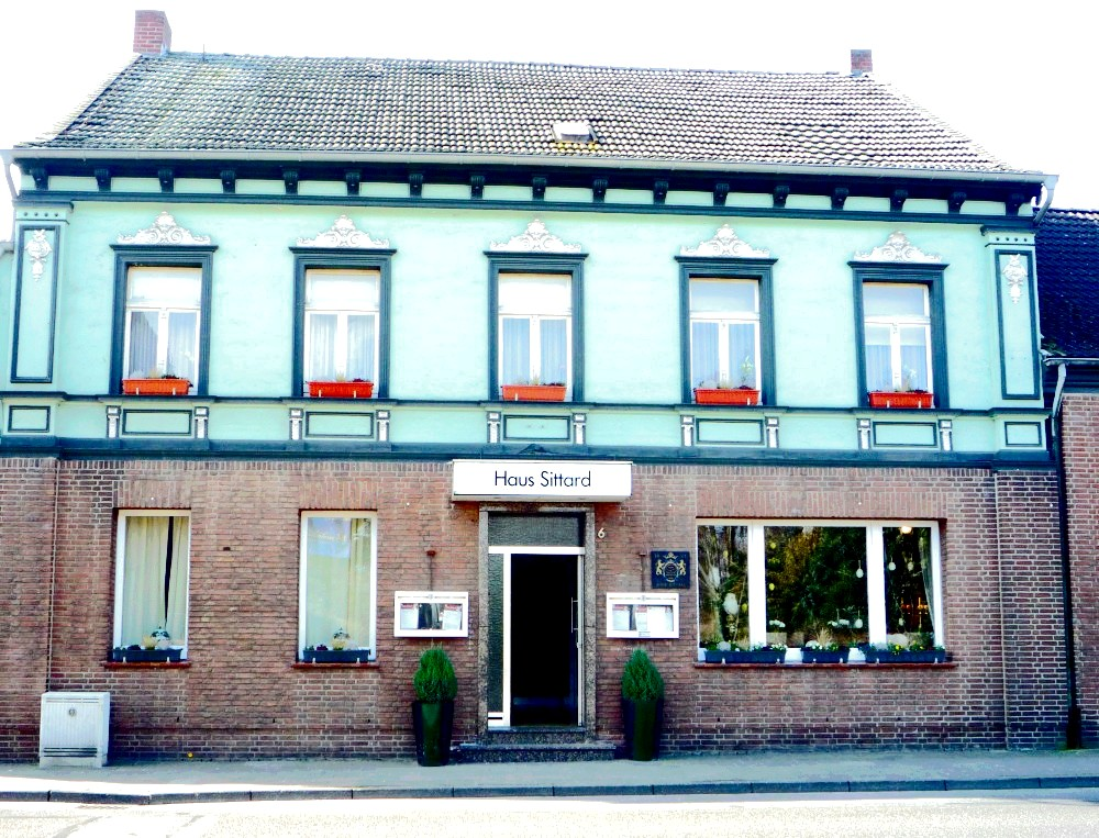 Hotelguide Viersen Süchteln Hotel Gästehaus Haus Sittard