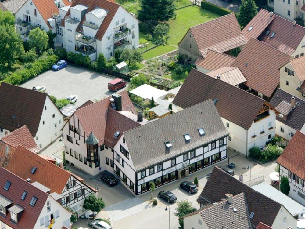 H tel freudental landgasthof lamm freudental for Hotel chercher