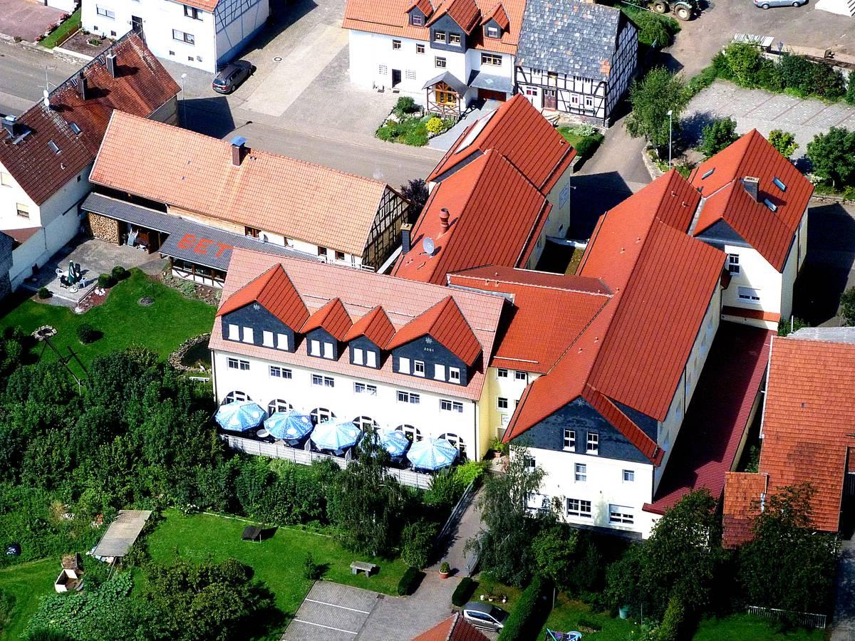 H tel in schotten burkhards hotel landhaus zur birke for Chercher un hotel