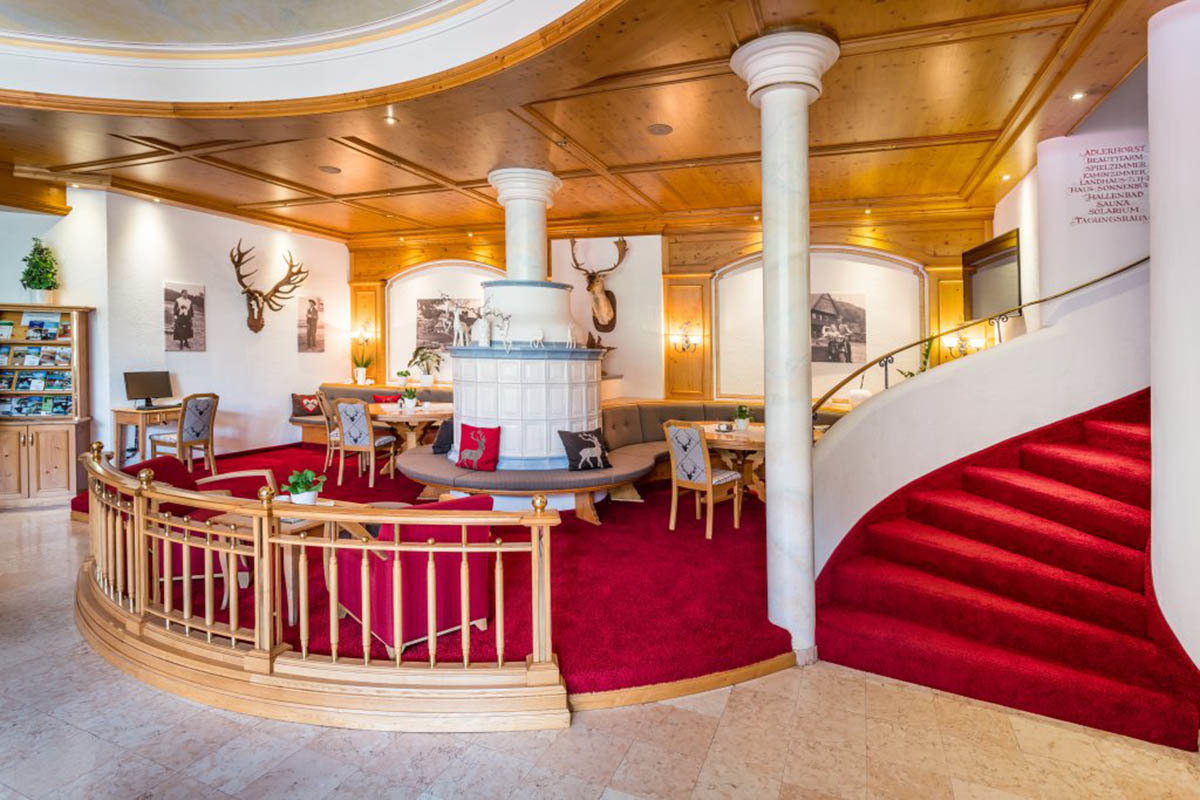 Www Hotel Adler St Roman