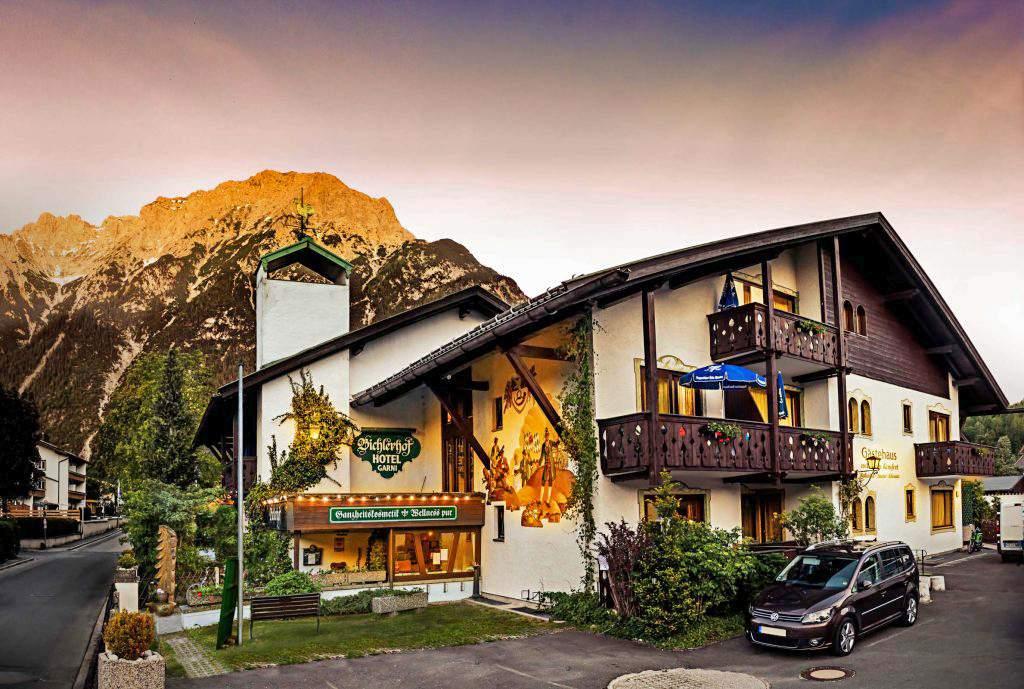 Hotel bichlerhof in 82481 mittenwald deutschland for Hotelsuche familienzimmer