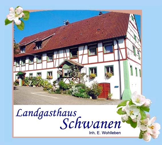 H tel in eigeltingen reute im hegau landgasthaus schwanen for Chercher un hotel