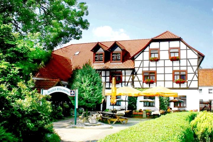 Pension weidem hle in 06537 kelbra deutschland for Hotelsuche familienzimmer