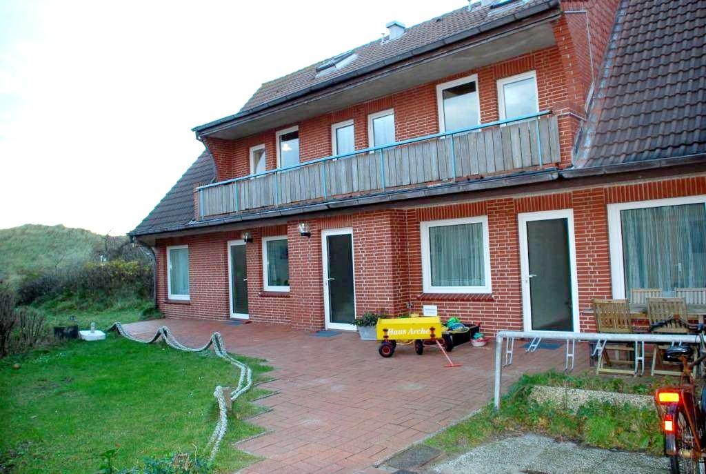 Haus arche i 26571 juist tyskland startseite design bilder for Design hotel juist