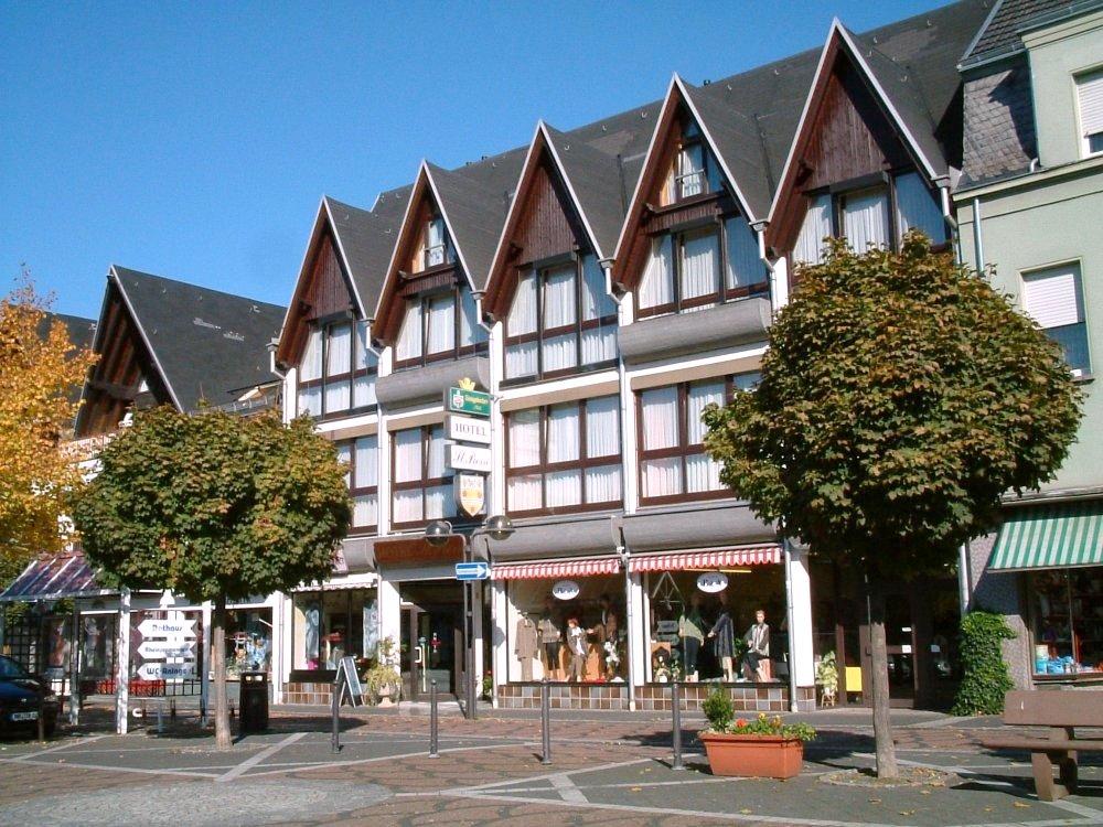 hotel st. pierre in 53557 bad hönningen, germany, Badkamer