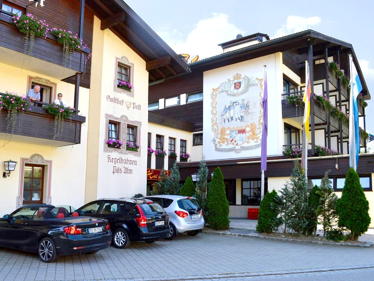 Hotel Gasthof Zur Post Munich