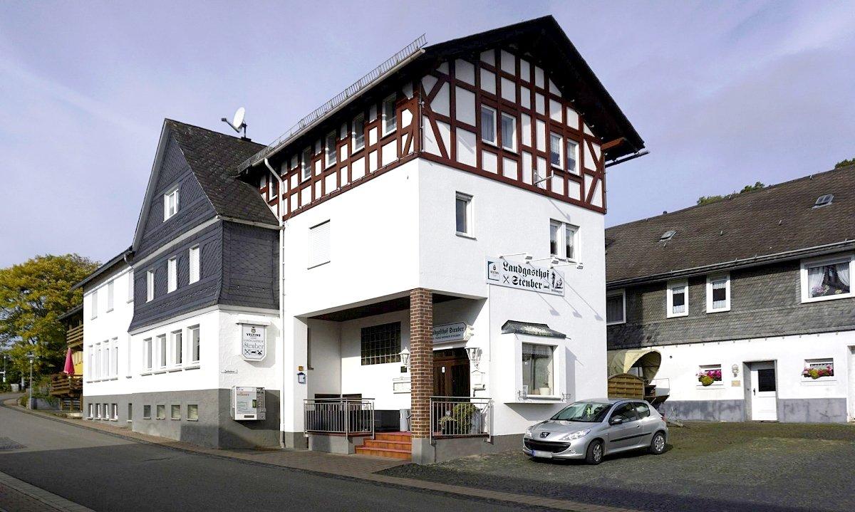 Steuber Kassel landgasthof steuber v 59969 bromskirchen neuludwigsdorf nemčija