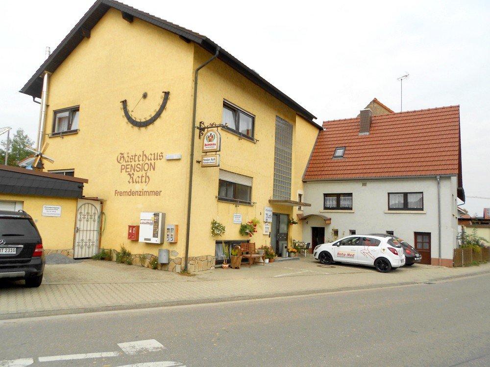 Gästehaus Rath Sinsheim