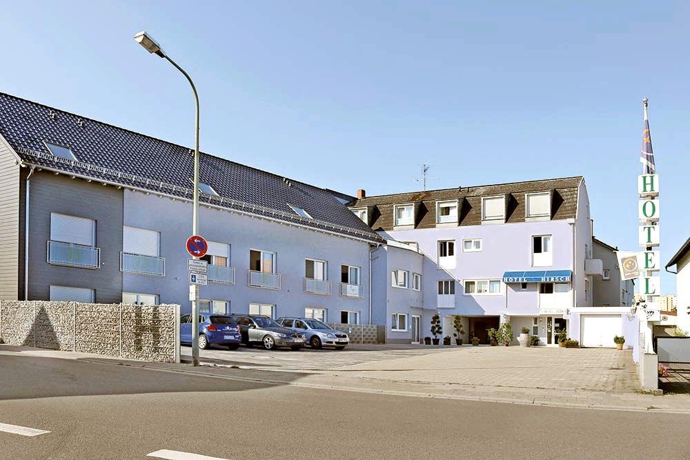 Hotel Vater Rhein en Maximiliansau carta