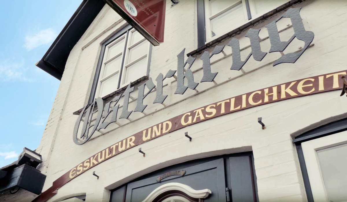 Hotel Restaurant Osterkrug Treia