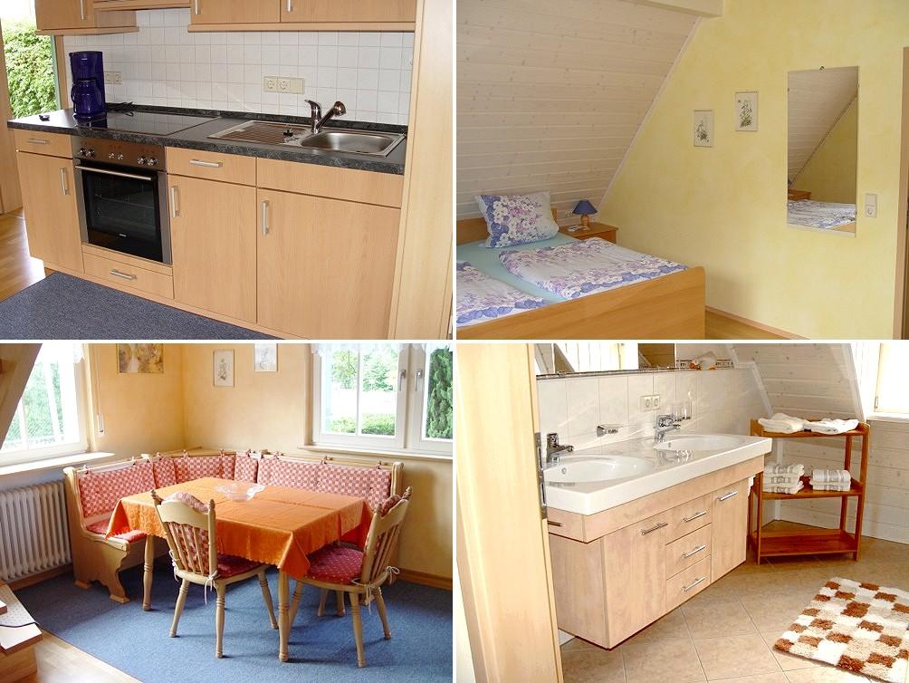 Hotel in Ludwigswinkel: Fewo Haus Melitta, Haus Frieden, Haus Seeblick