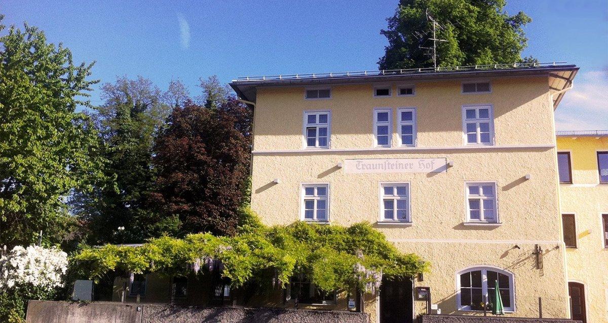 Hotelguide Laufen Gasthof Und Hotel Traunsteiner Hof