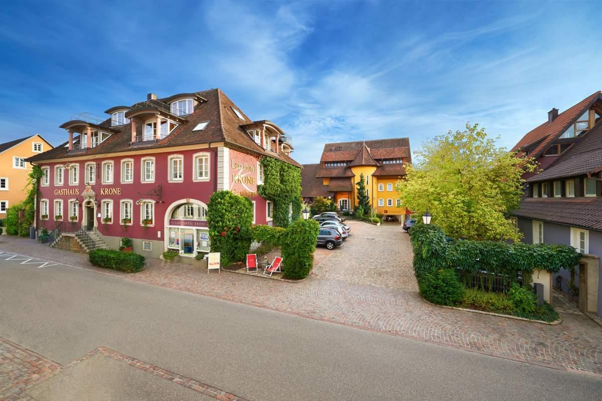 landhotel krone in 79423 heitersheim deutschland. Black Bedroom Furniture Sets. Home Design Ideas
