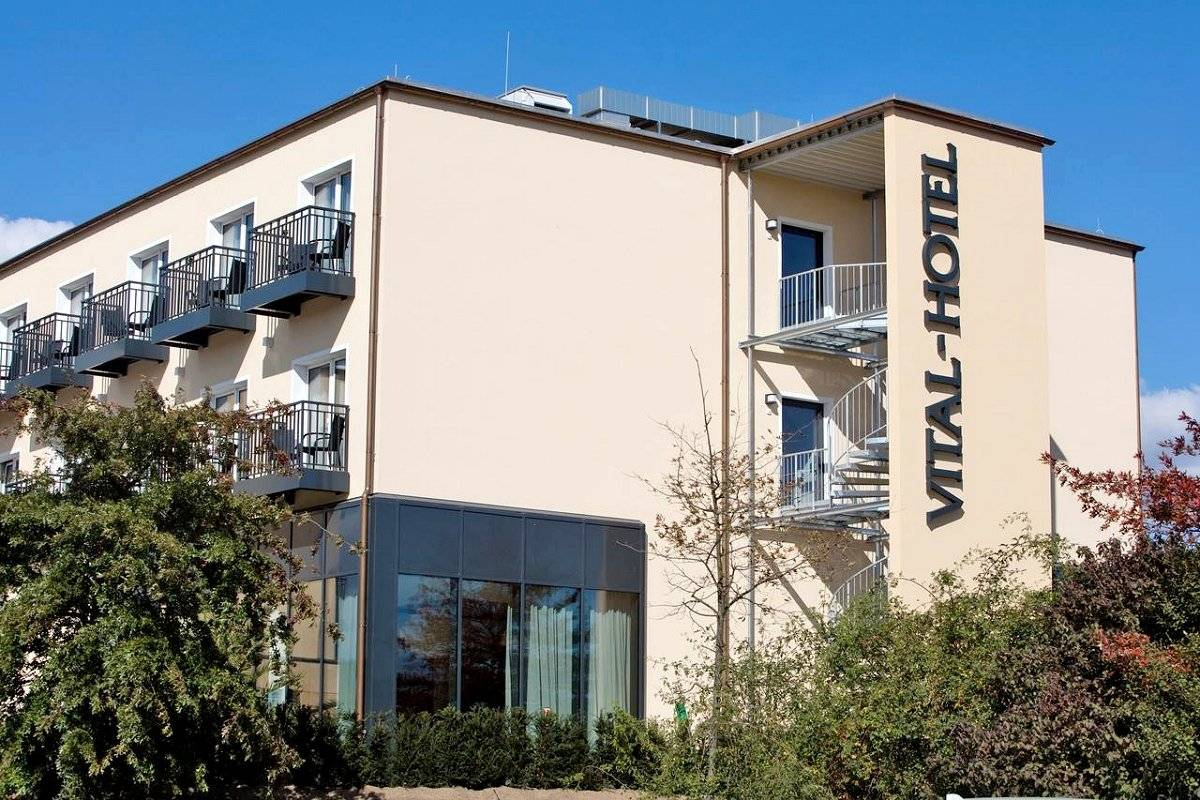 Vital Hotel Frankfurt In 65719 Hofheim Germany