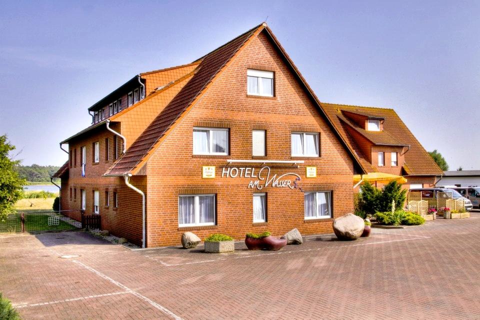 HOTEL AM WASSER in 18556 Breege, Deutschland