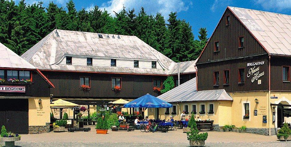 BERGGASTHOF NEUES HAUS in Kurort Oberwiesenthal