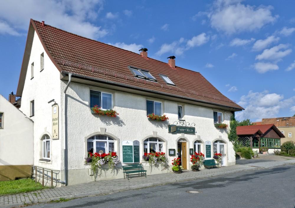 Gasthof maxen in 01809 m glitztal maxen deutschland for Hotelsuche dresden