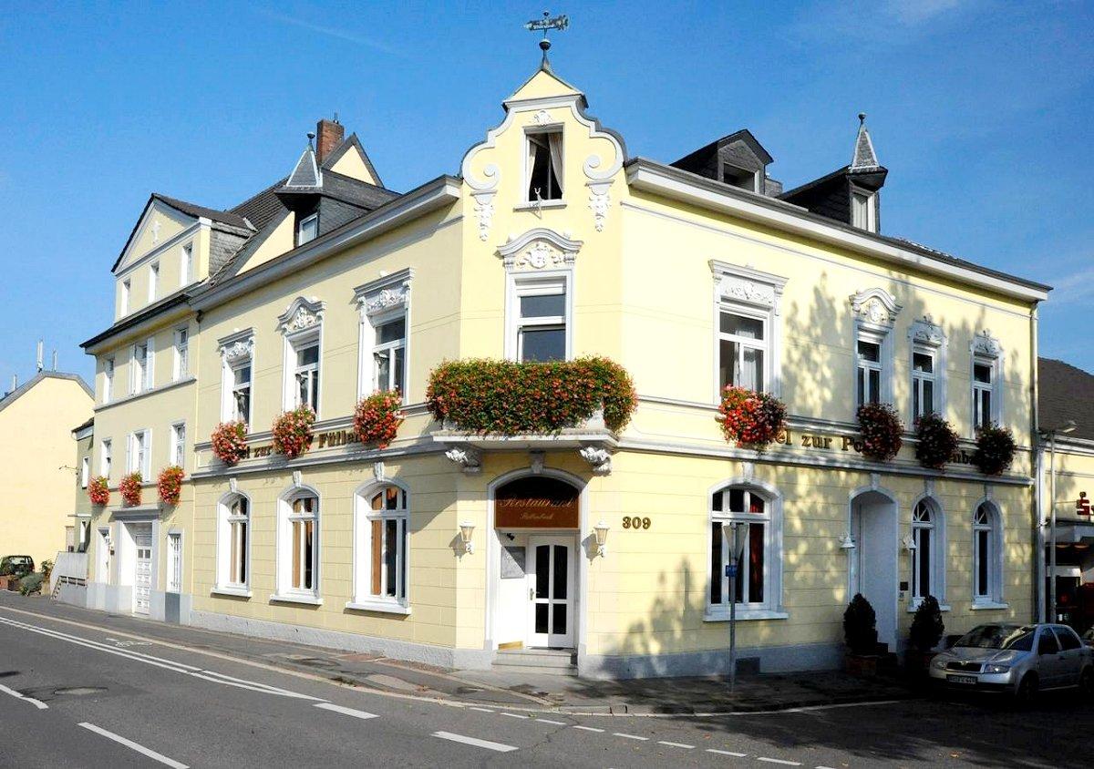 Hotel Restaurant Zur Post In 53227 Bonn Beuel Deutschland