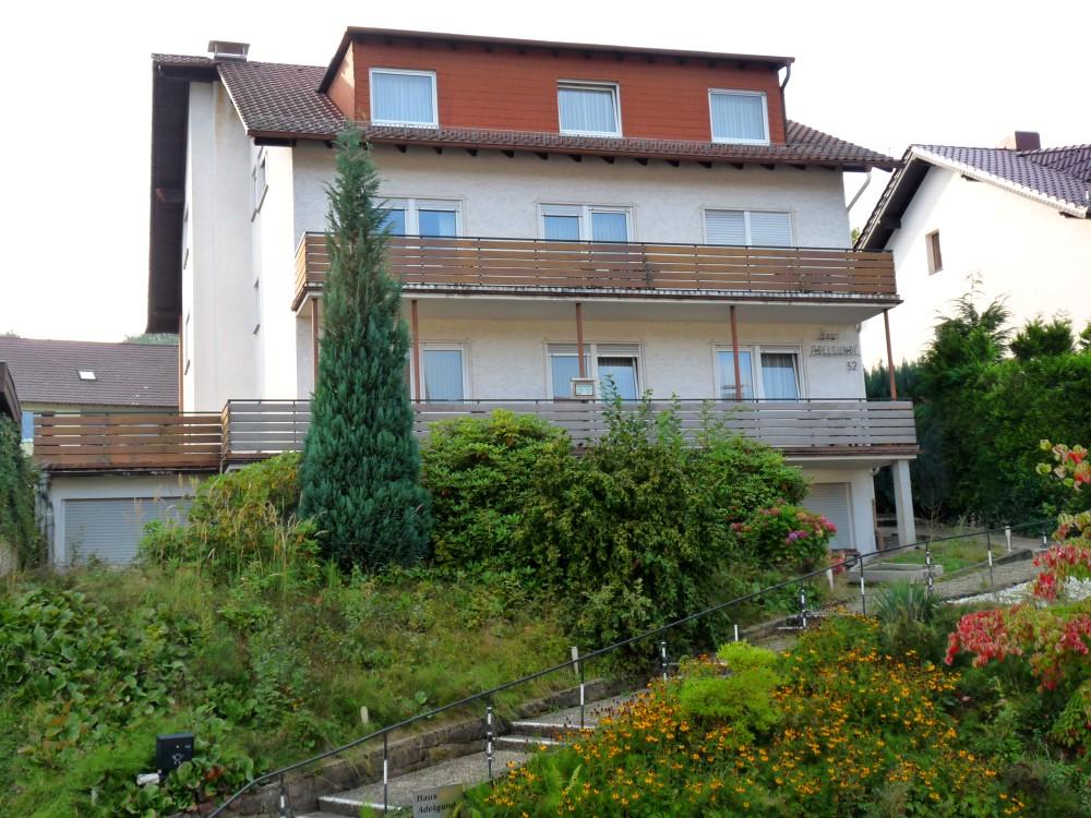 Hotel in Bad Orb im Spessart: Gästehaus Adelgunde