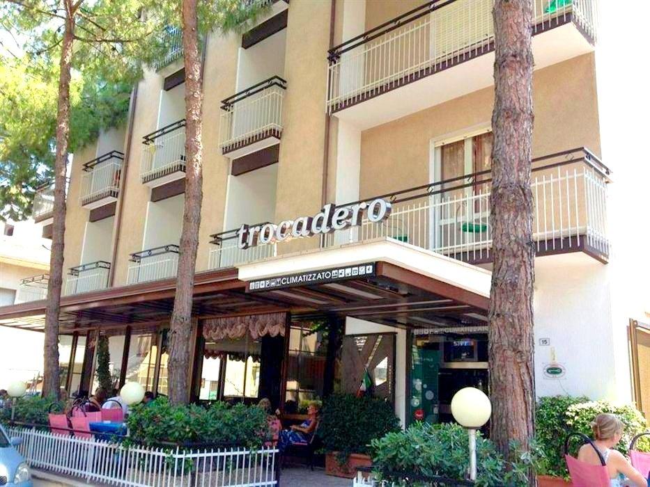 HOTEL TROCADERO in 47838 Riccione, Italien